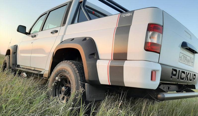 Расширители колёсных арок Уаз Pickup
