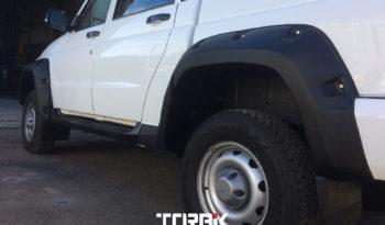 Расширители колёсных арок Уаз Патриот Pickup full
