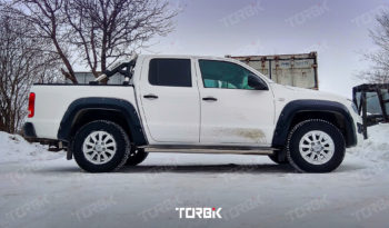 Fender flares for VOLKSWAGEN AMAROK full