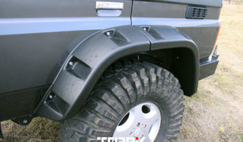 TORBIK FENDER FLARES TOYOTA LAND CRUISER 76 full