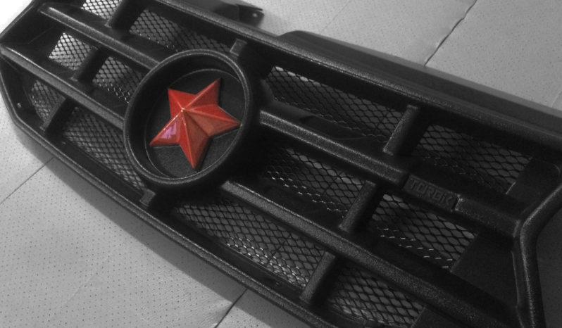 Решетка Радиатора УАЗ Патриот full