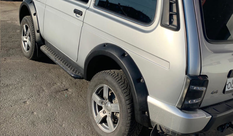 Fender flares for LADA 4×4 URBAN full