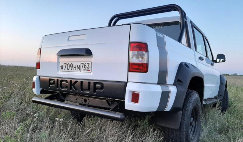 Накладка-молдинг заднего борта Уаз Pickup full