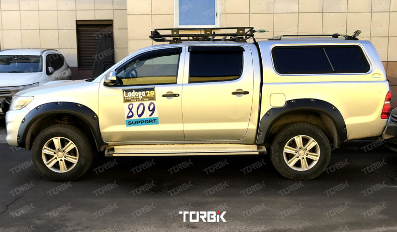Torbik Fender flares for TOYOTA HILUX full