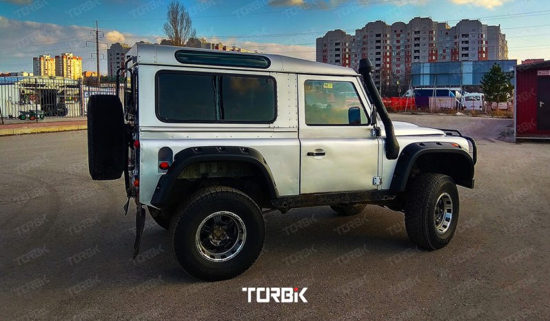 Torbik Fender flares for NISSAN PATROL full