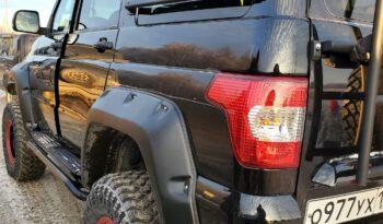 Fender flares for UAZ Patriot full