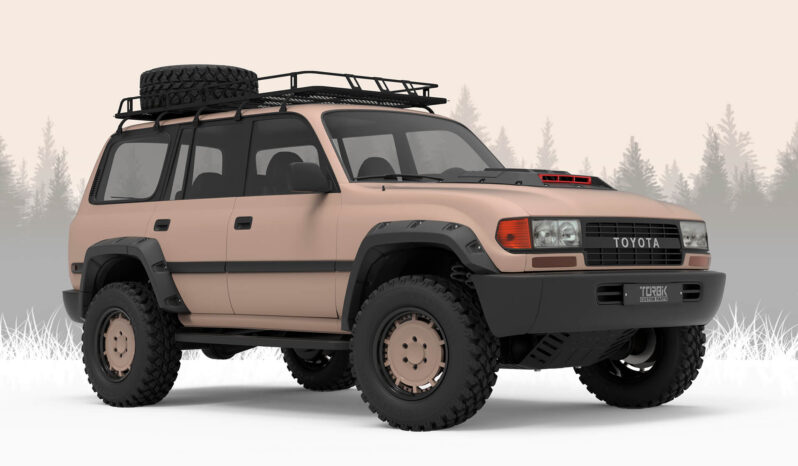 fender flares LADA NIVA 4×4 3D cutted