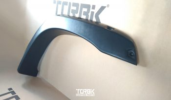 Torbik Fender flares for NISSAN PATROL full